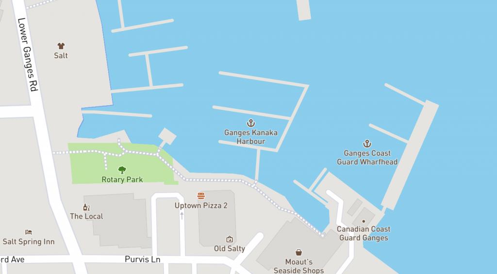 Kanaka Dock