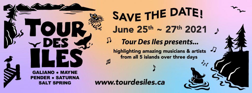 Tour des Iles 2021 Save the date